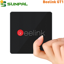 Beelink GT1 2Gb Ram 32Gb Rom Android 6.0 Marshmallow Tv Box 4K Tv Box S912 Dual Band Wifi Set Top Box