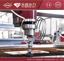 YC WATER JET hitachi marble cutter machine used