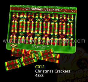 Christmas Cracker Party Decoration/Happy Party Cracker