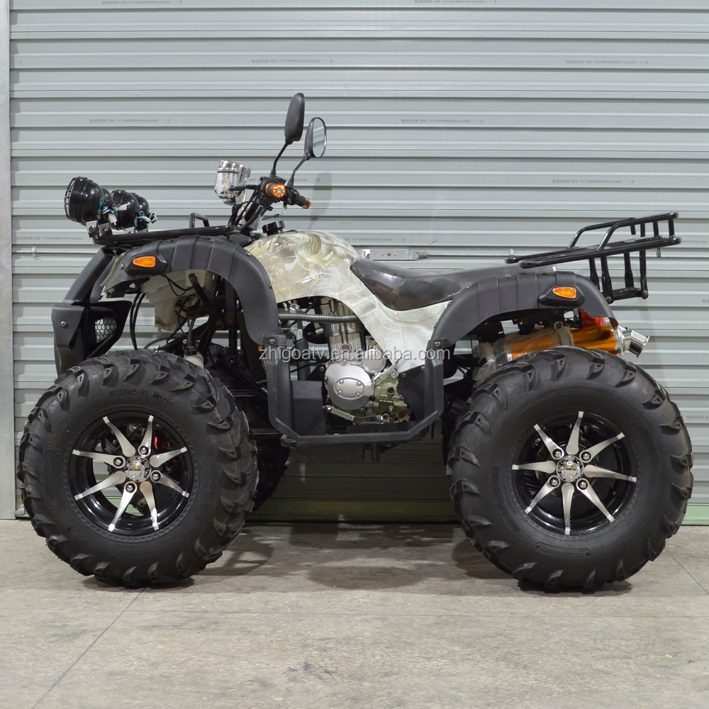 Air-cooled Single Cylinder 250cc ATV Quad Bike Amphibious Vehicle for Play