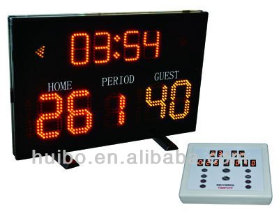 led digital scoreboard electronic new inventions products for 2013