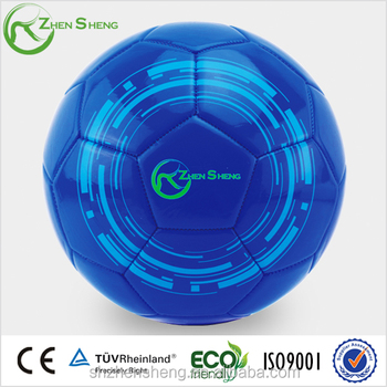 Zhensheng machine stitching promotional soccer ball