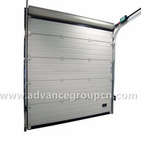 Standard Lifting Remote Control garage door styles factory