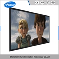 China Manufacturer custom ROHS best hd projector screen