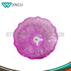 Elegant Transparent Plastic Fruit Dishes & Plates,made of plastic PS