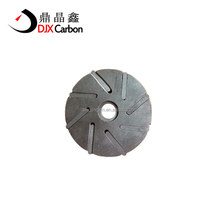 Chinese Supplier Custom High Strength Carbon Graphite Rotor
