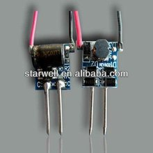 3*3W 500mA 3*3W power led driver