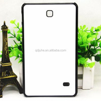 NO MOQ 2D sublimation custom design phone case with metal insert