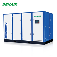 no middleman 160 kw screw air compressor 215 hp