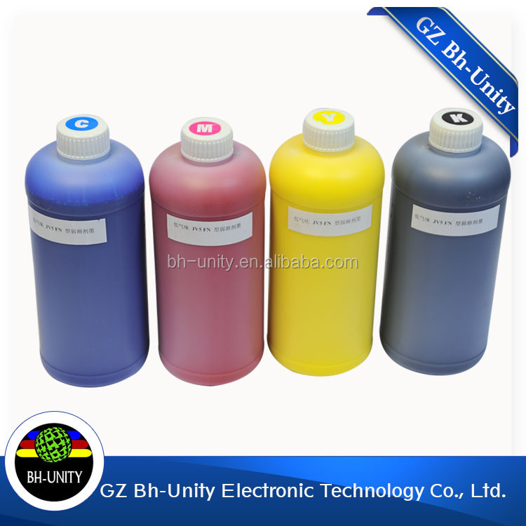 good quality Eco-Solvent Ink For DX5/DX7 Printhead large format eco solvent printers