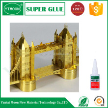 Flexible Super waterproof glue for plastic