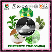 100% Natural Sweetener Agent Erythritol blend Stevia/Monk Fruit/Sucralose
