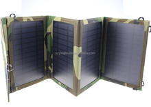 14Watt Foldable Solar Panel Battery Charger For Mobile Phone/Ipad/Power Bank