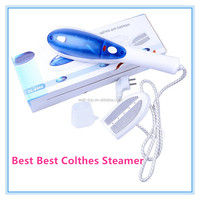 Handheld Type and CE RoHS Certification Mini Steamer Travel Clothes Steamer