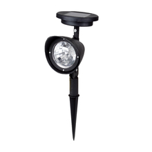 3LED Narrow beam IP65 3 LED outdoor garden and spike lights
