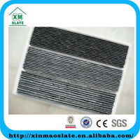 [factory direct] 60x15cm Gray And Black Cutural Slate Item LSB-6015RG1A