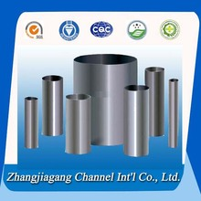 rolled and annealed ASTM B338 Titanium Tubing gr2 in titanium pipes seamless