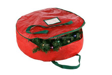 Shopping/Gift/Promotion Industrial Use Zipper christmas tree storage bag
