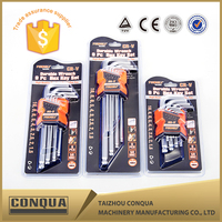 high quality bent box end spanners square star hex key wrench
