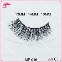 100% real mink fur lashes cruelty free handmade false eyelash wholesale