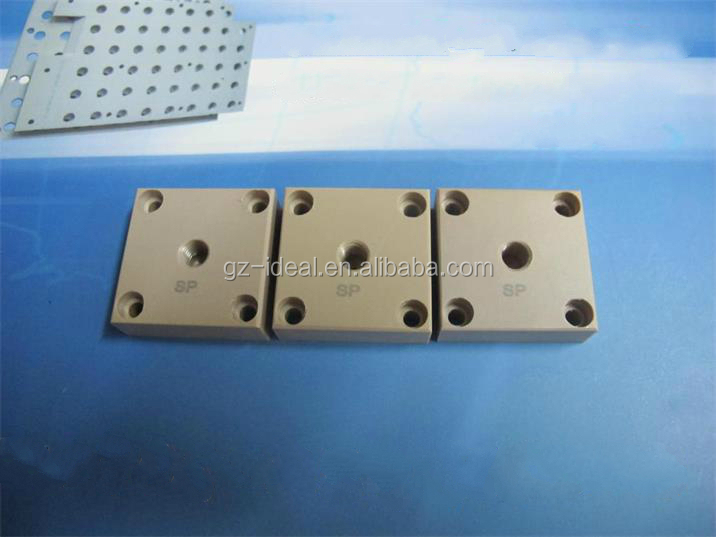 Plastic CNC Machining Part/Component with Hole