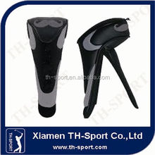 A class pu leather ladies golf head covers
