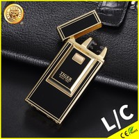 2017 Tiger 915 B-01 Inferno China Lighter Factories Dual Arc Electronic Lighter