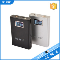 Manual for rohs powerbank battery charger 8000mah portable power bank