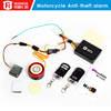 GPS+LBS tracking system Super mini viper motorcycle alarm Remote engine start
