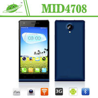 New product 4.7 inch MTK6582M quad core 1280X720 IPS screen 1G RAM 4G rom yestel mobile phone