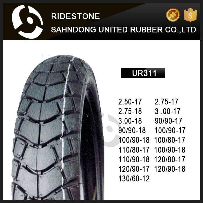 China Made Price MOTORCYCLE TIRE 3.00/17 90/90-17 100/90-17