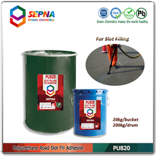 polyurethane modulus of elasticity/chemical bonding/sealing material