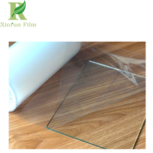 Temporary PE Tempered Glass Protective Film during Construction