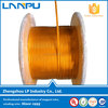 China Factory Kapton Copper Wire Kapton PI Coated Magnet Wire