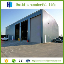 China metal storage sheds used fabric steel frame buildings for sale