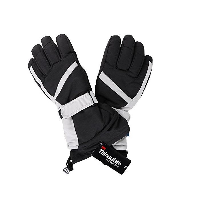 Childrens Fleece Gloves Thinsulate Insulation Boys Girls Polyester Winter Kids