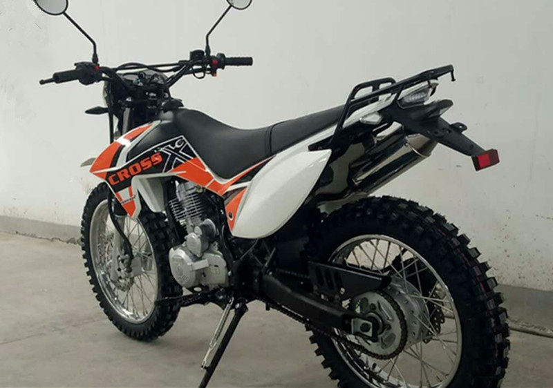 Factory supply cheap 125cc cross bike off road motorcycle
