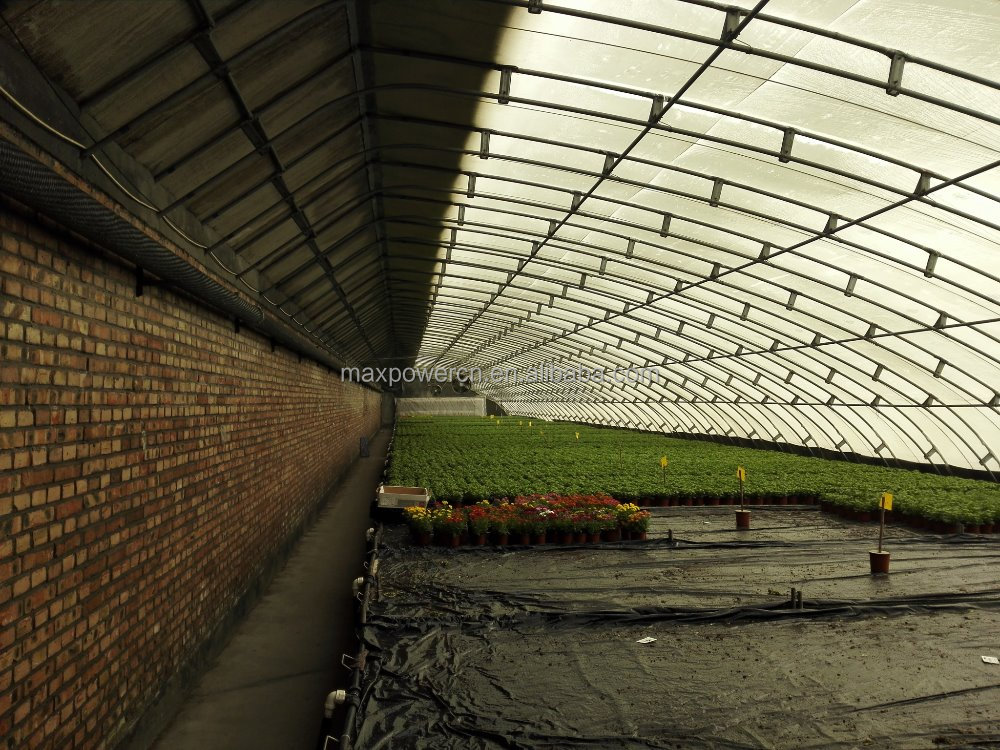 Excellent Low maintenance cost helio greenhouse