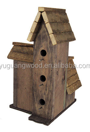 best selling customized large wood bird house products pet cages,carriers&houses