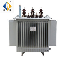 63kva power grid connected transformer oil immersed distribution transformer