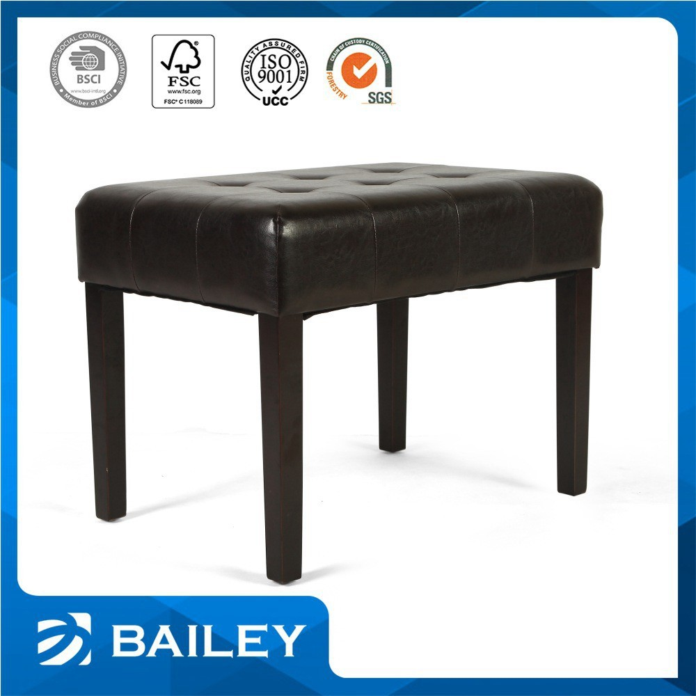 Hot 2015 Various Design Furniture Supplier Bedroom Stool Ottoman Storage Bench