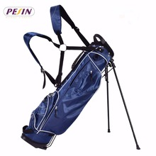 Golf Bag with 4 Way Divider Stand Cart Bag, disc golf backpack bag