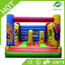 Good sale 0.55mm PVC adult bounce house,inflatable bounce castle, inflatable bouncer toy dinosaur