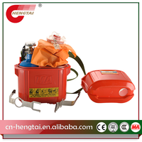 ZYX60 Coal Mine Compressed Air Self Rescue Device, self-rescuer, fresh air provide, breathing apparatus