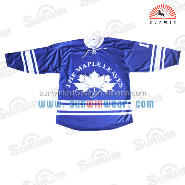 Mens 2016 Custom Design Cheap Sublimation Team Hockey Shirts,Sublimation Polyester Custom Ice Hockey Uniforms,Ice Hockey Jerseys