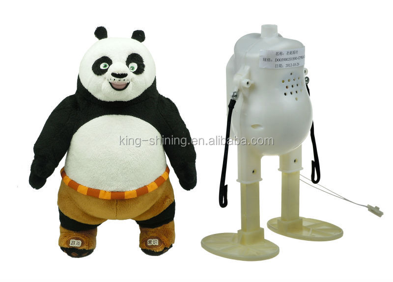 2014 made in China oem panda pull string doll /musical plush toys Stuffed Plush Toy for kids promotion gifts