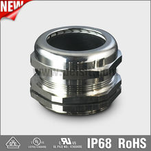 IP68 steel cable connector with free samples