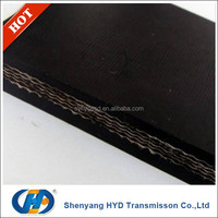 EP450 3ply oil and corrosion resistant waste sorting conveyor belt