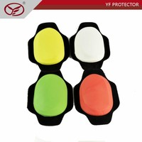 Sports Motorcycle Knee Puck Sliders 4 colors GP Knee Sliders