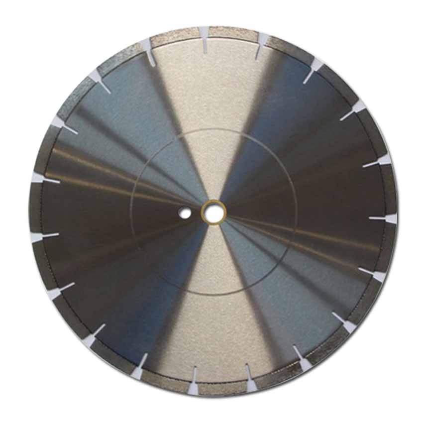 China Manufacture Special Discount Sintered Diamond Band Saw Blade